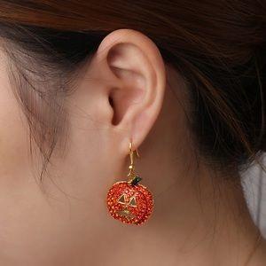 Jewelry - NWT Pumpkin Earrings